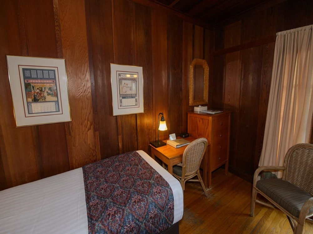 Asilomar Conference Grounds Rooms