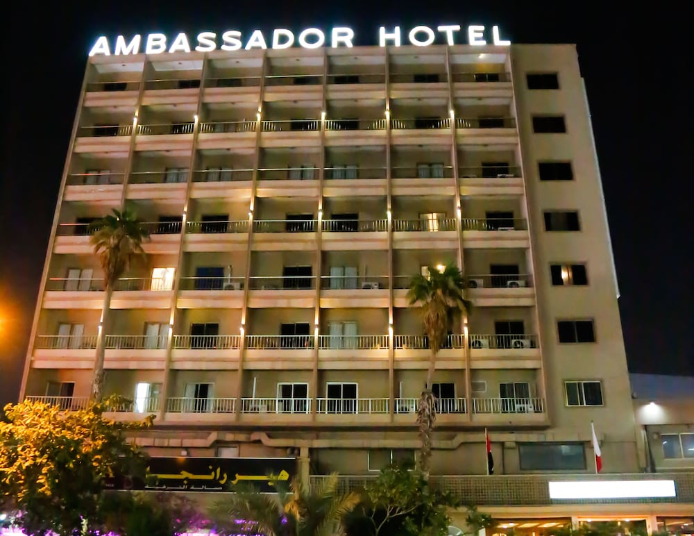 Ambassador hotel dubai united arab emirates expedia for Hotel ambassador