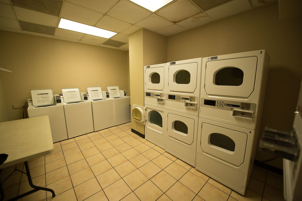 Laundry Room, Blue Water Resort