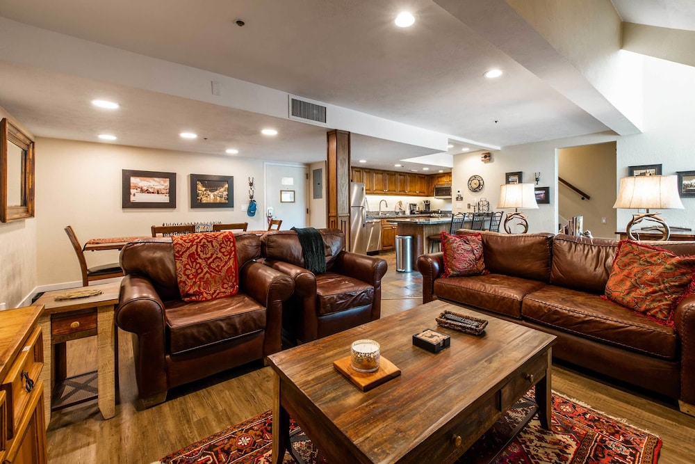 Living Room, The Lodge at the Mountain Village by ASRL