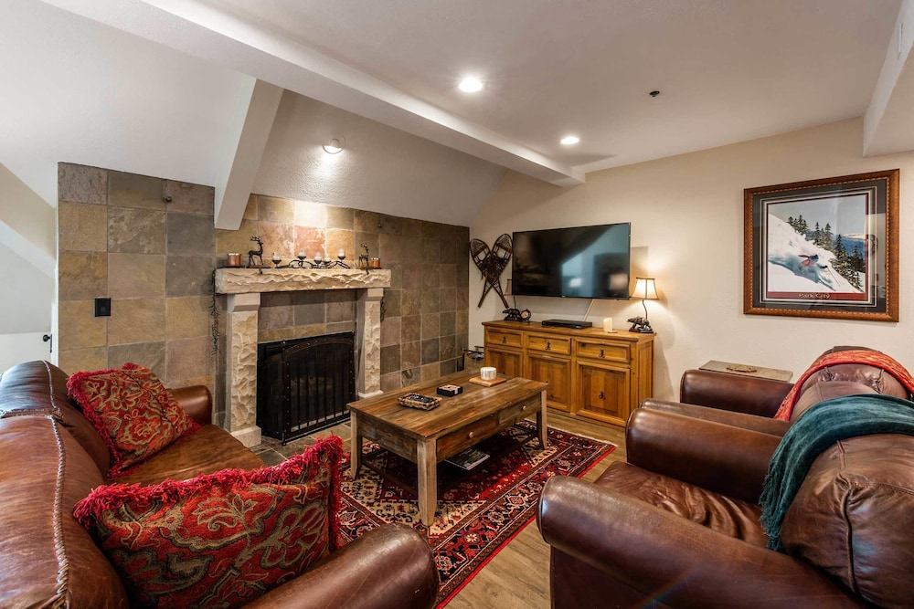 Living Area, The Lodge at the Mountain Village by ASRL