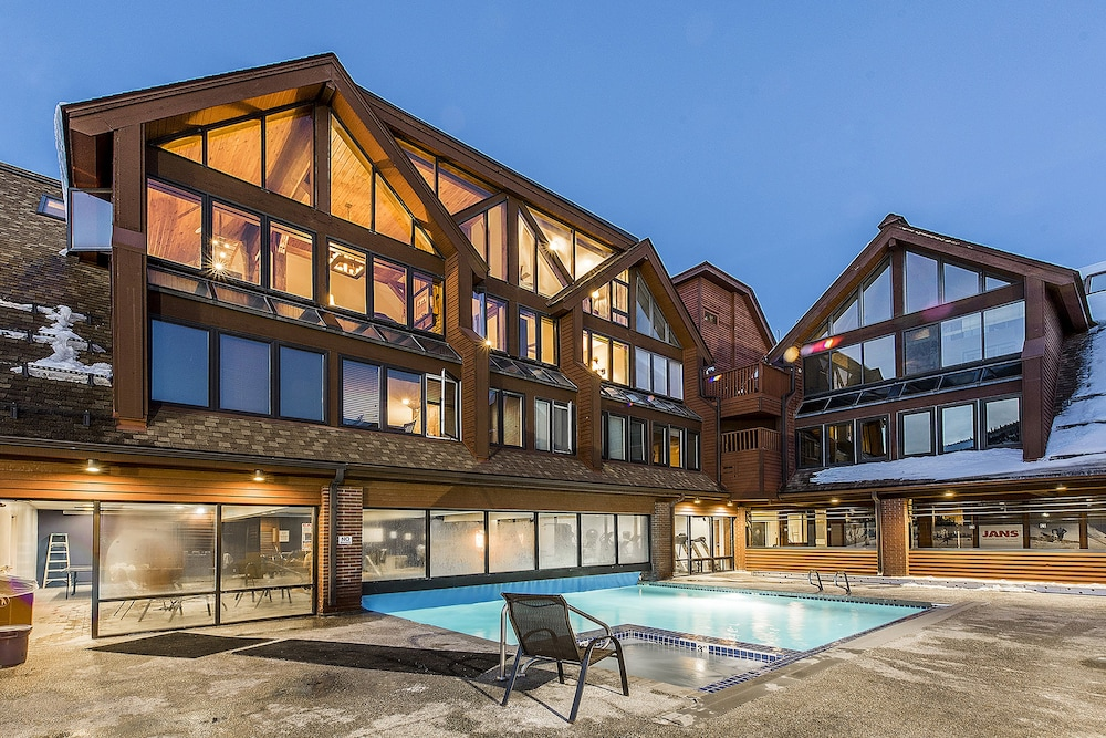 Indoor/Outdoor Pool, The Lodge at the Mountain Village by ASRL