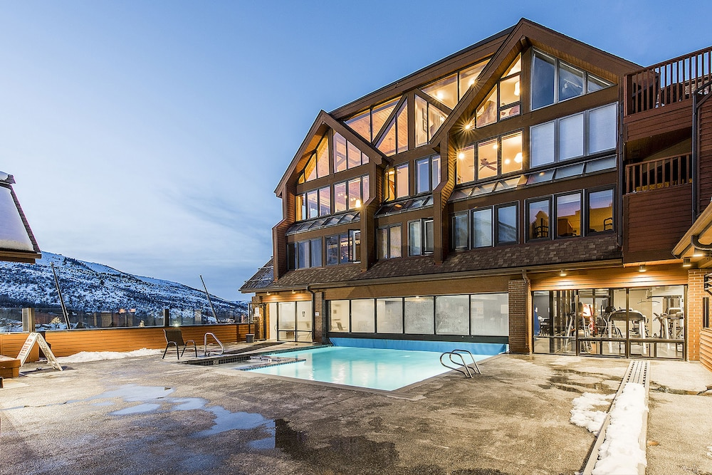 Outdoor Pool, The Lodge at the Mountain Village by ASRL