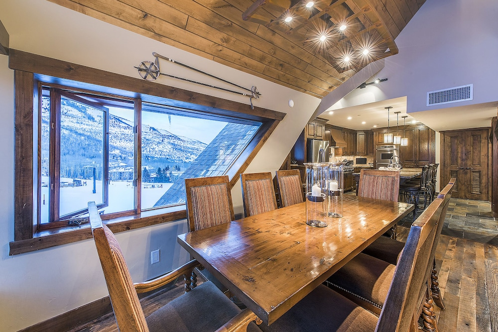 In-Room Dining, The Lodge at the Mountain Village by ASRL