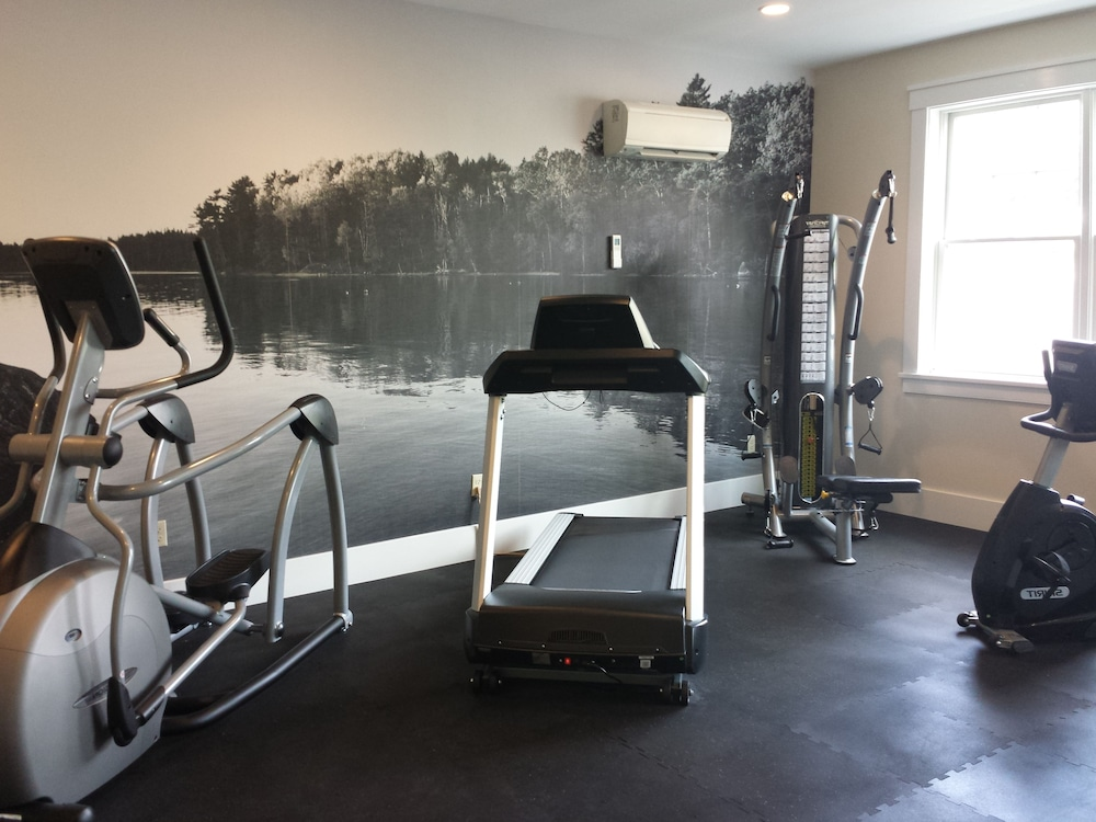 Fitness Facility, Belfast Harbor Inn