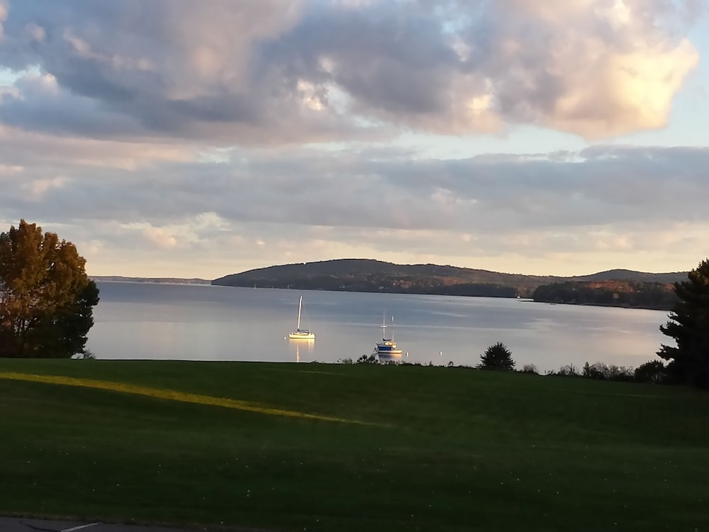 View from Property, Belfast Harbor Inn