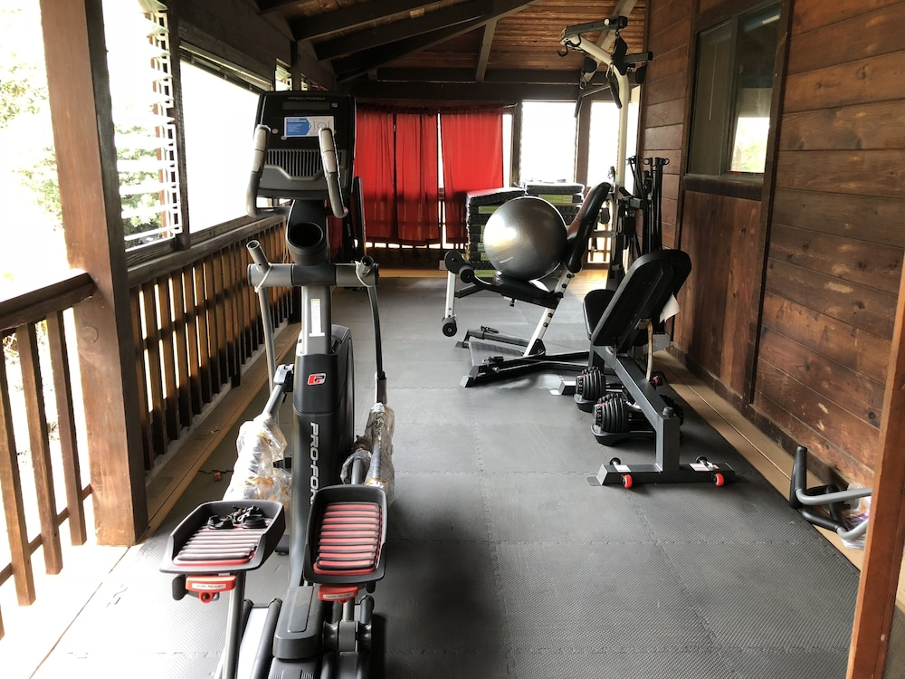 Fitness Facility, Big Island Bed & Breakfast