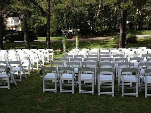Outdoor Wedding Area, The Wentworth