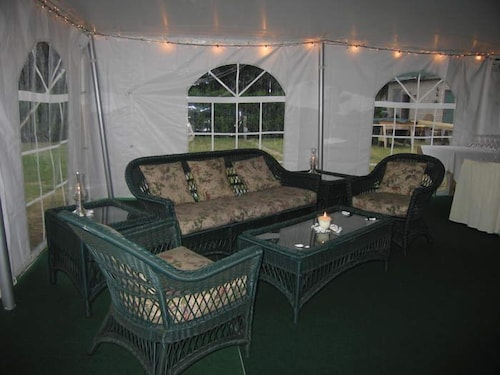 Outdoor Banquet Area, The Wentworth