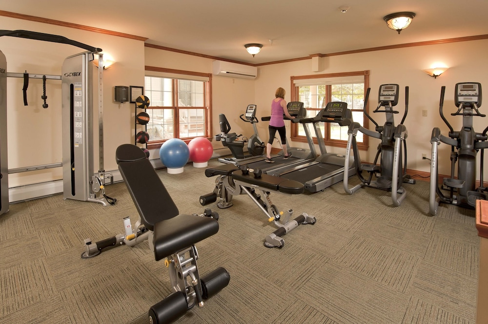 Gym, The Wentworth