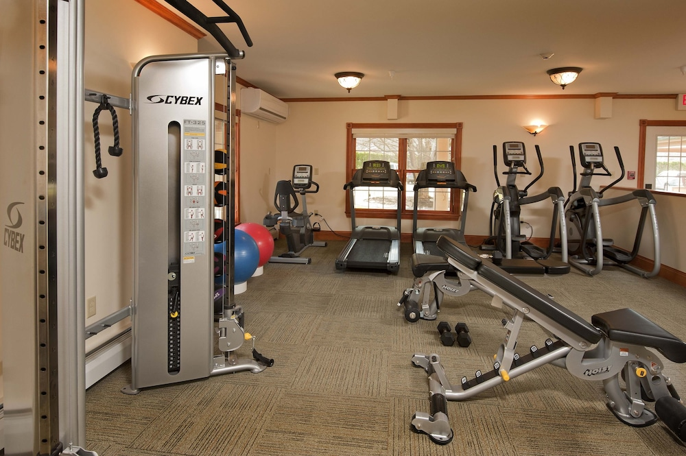 Fitness Facility, The Wentworth