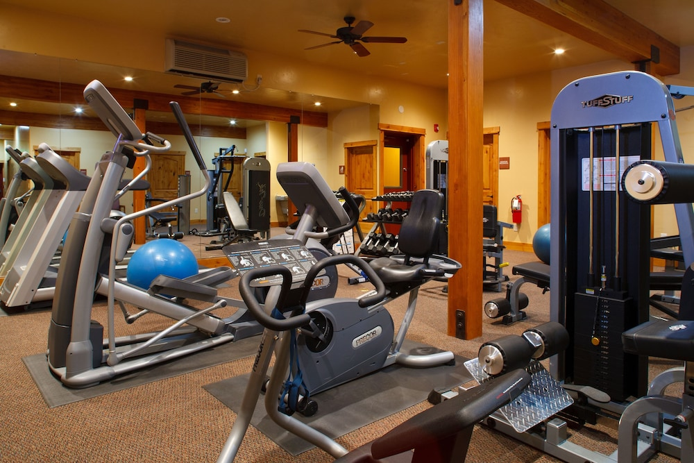 Fitness Facility, Cowboy Village Resort
