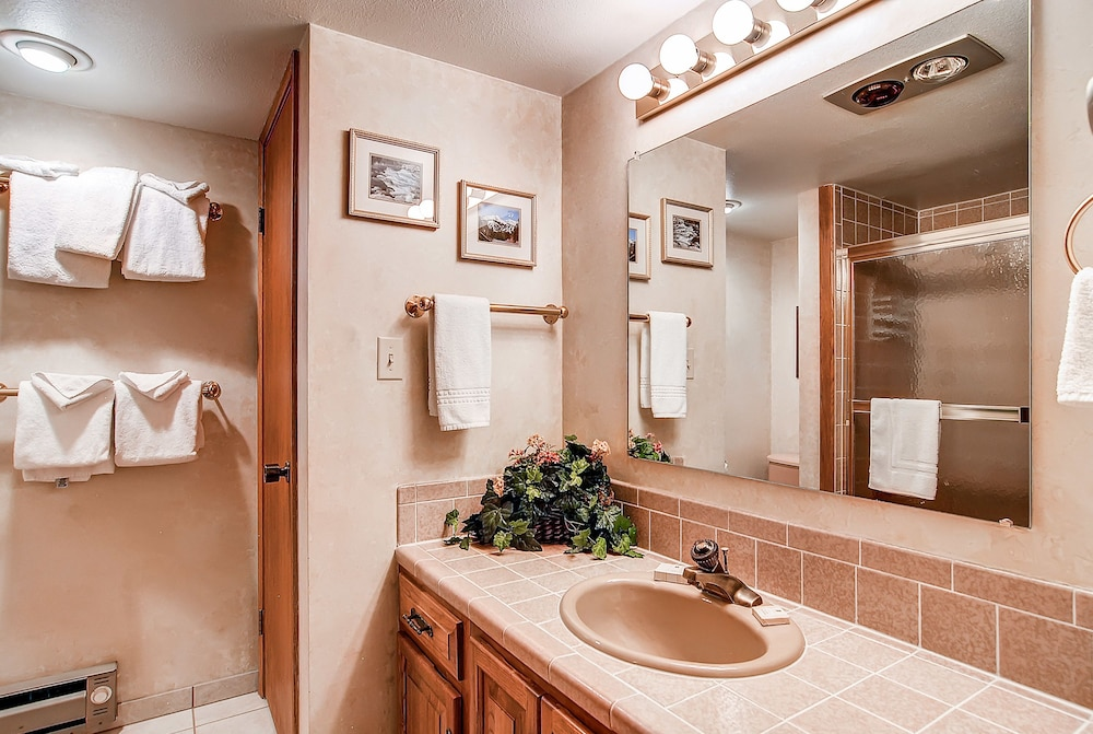Bathroom, Atrium Condominiums