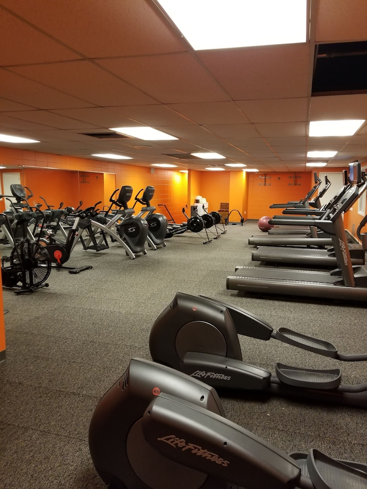 Fitness Facility, William F. Bolger Center