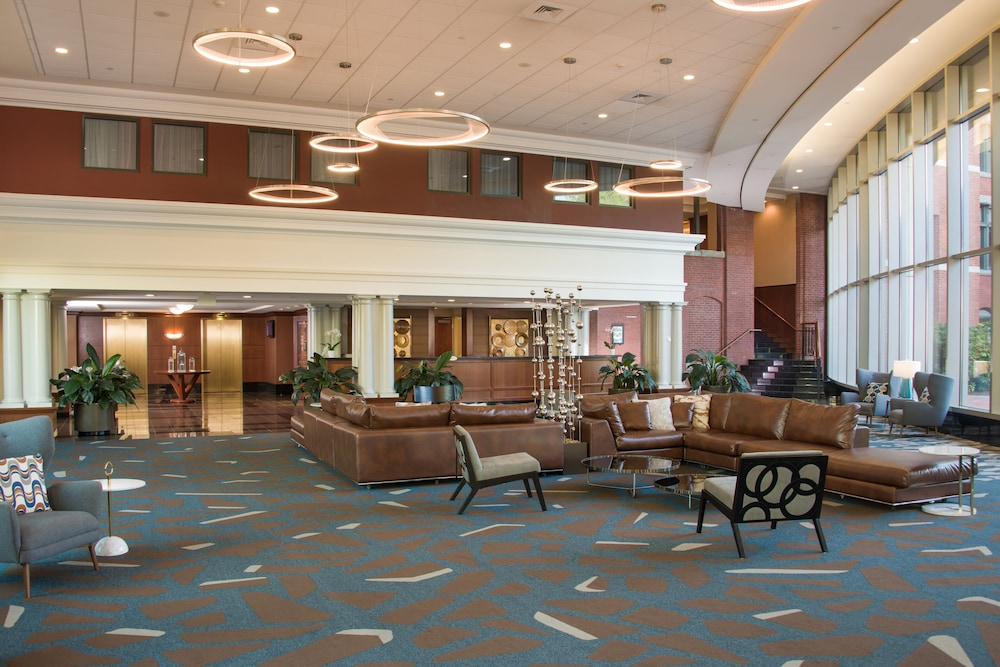 Lobby, Southbridge Hotel and Conference Center