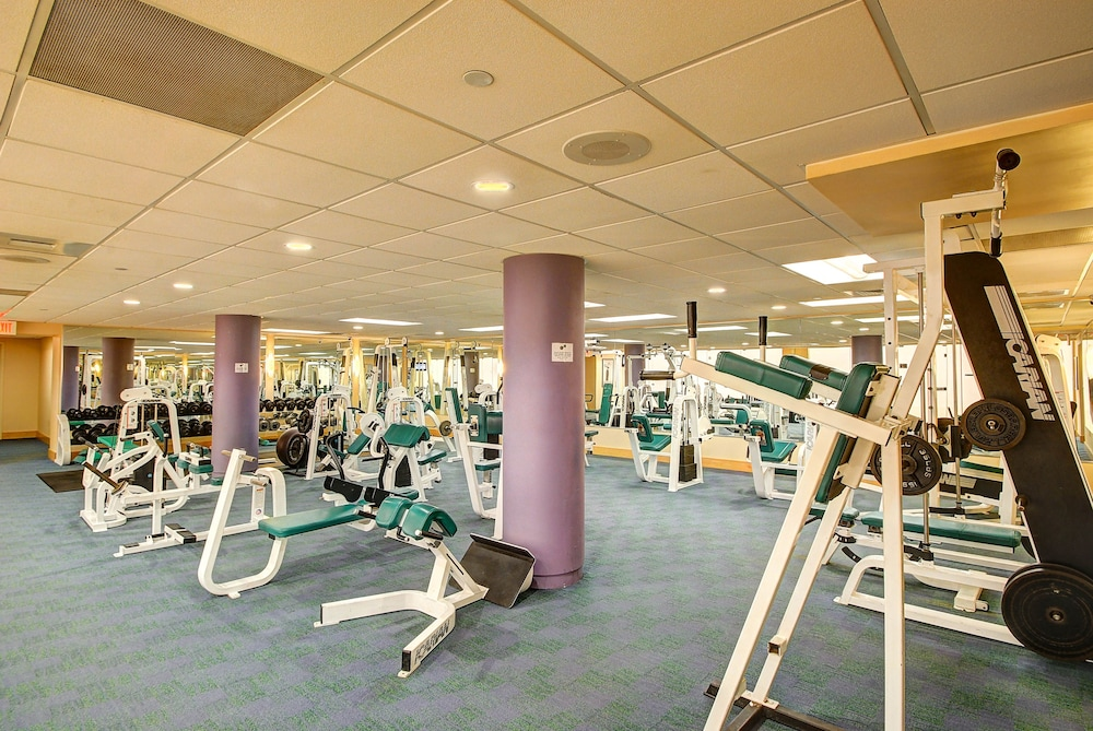 Fitness Facility, Southbridge Hotel and Conference Center