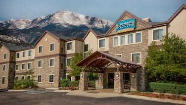Staybridge Suites Co Springs-Air Force Academy