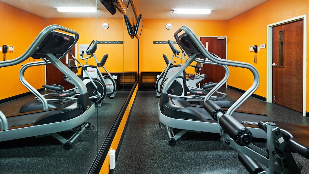 Fitness Facility, Best Western Plus Wilmington/Carolina Beach