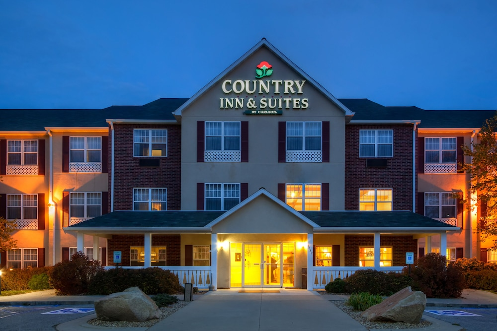 Front of Property, Country Inn & Suites by Radisson, Mason City, IA