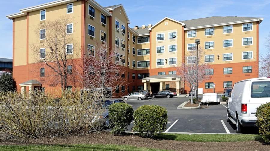 Extended Stay America Suites Secaucus Meadowlands