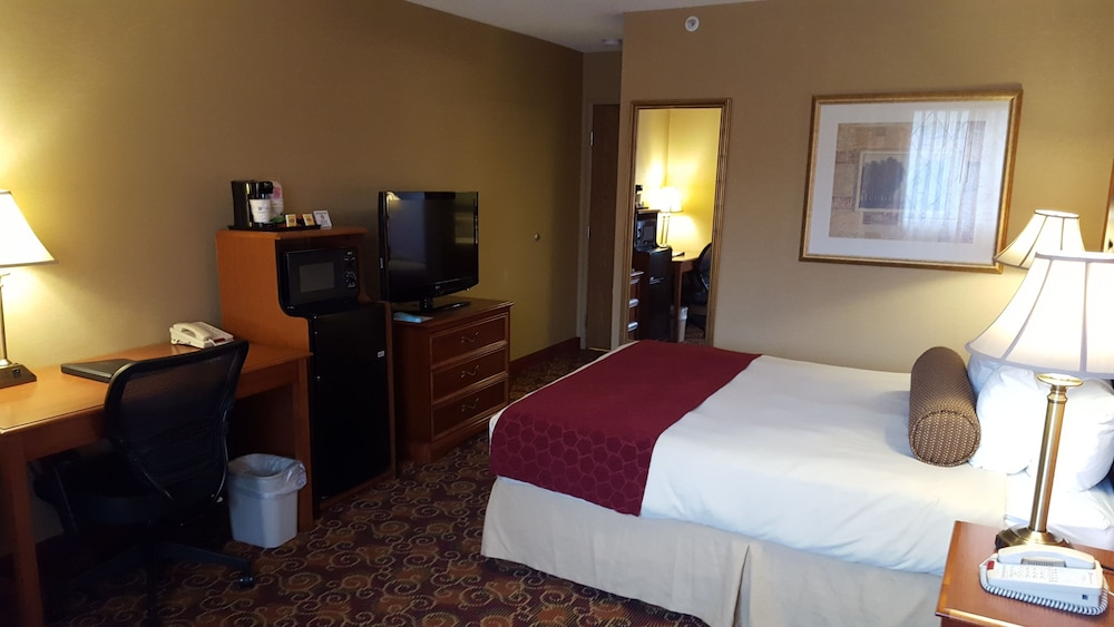 Room, Best Western Plus The Inn at Sharon/Foxboro