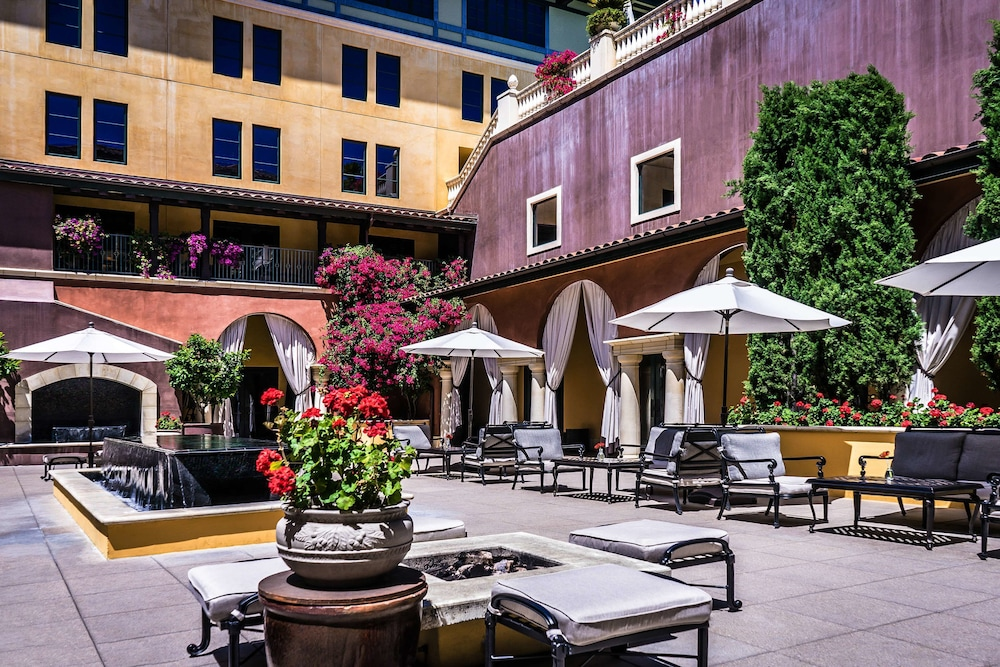 Terrace/Patio, Hotel Valencia Santana Row