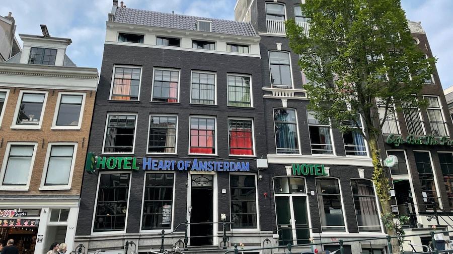 Heart Of Amsterdam - Hostel