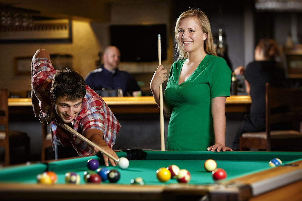 Billiards, Deer Creek Lodge & Conference Center