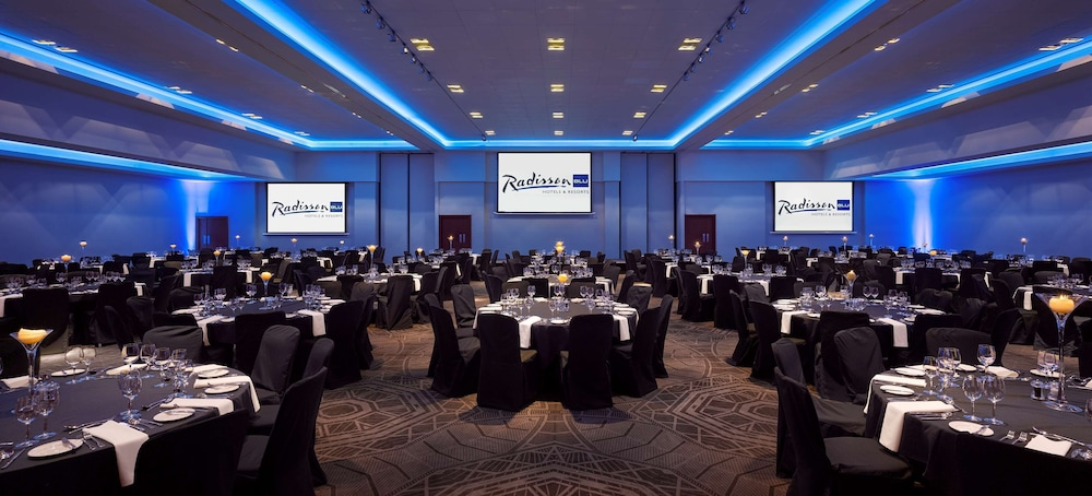 Meeting Facility, Radisson Blu Hotel, Glasgow