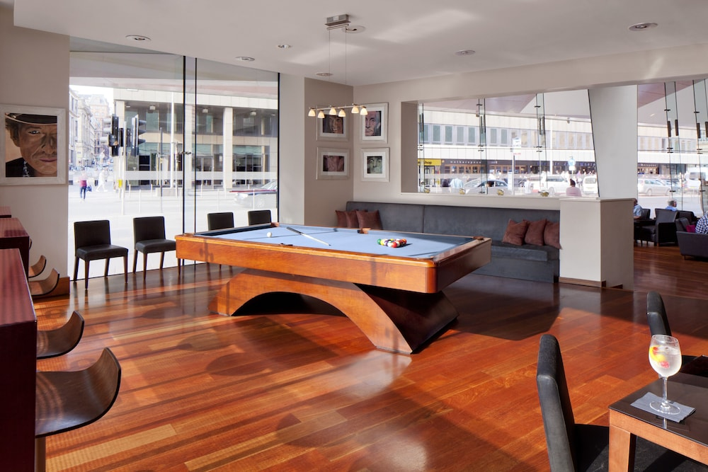 Billiards, Radisson Blu Hotel, Glasgow
