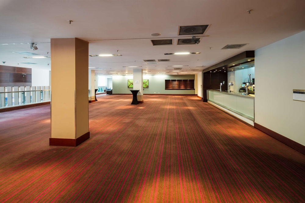 Fitness Facility, Radisson Blu Hotel, Glasgow