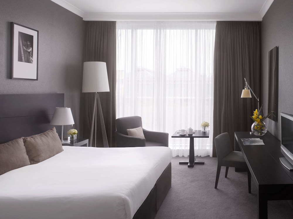 Room, Radisson Blu Hotel, Glasgow