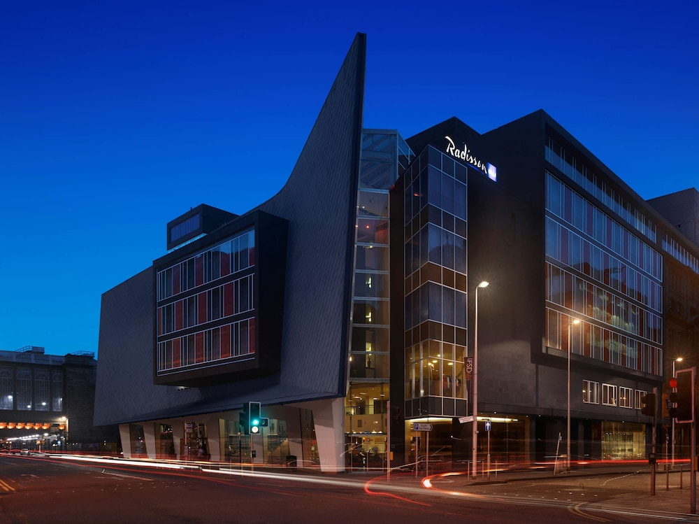 Featured Image, Radisson Blu Hotel, Glasgow