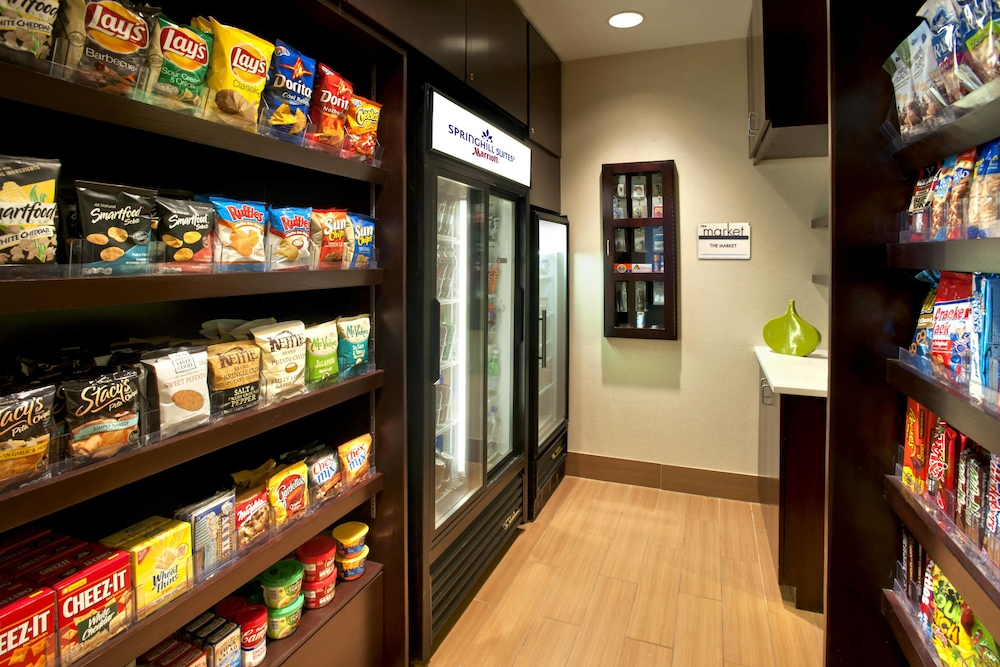 Gift Shop, Springhill Suites By Marriott - Danbury