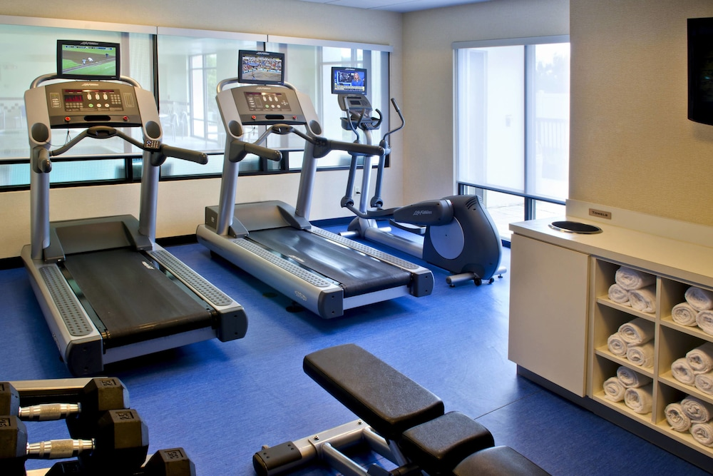 Fitness Facility, Springhill Suites By Marriott - Danbury