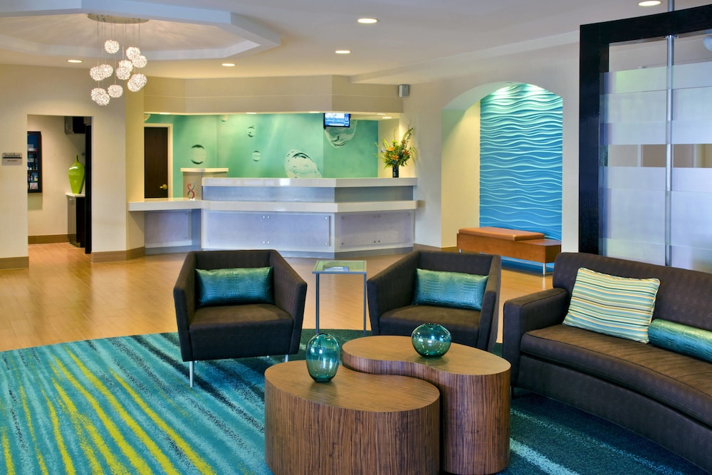Lobby, Springhill Suites By Marriott - Danbury