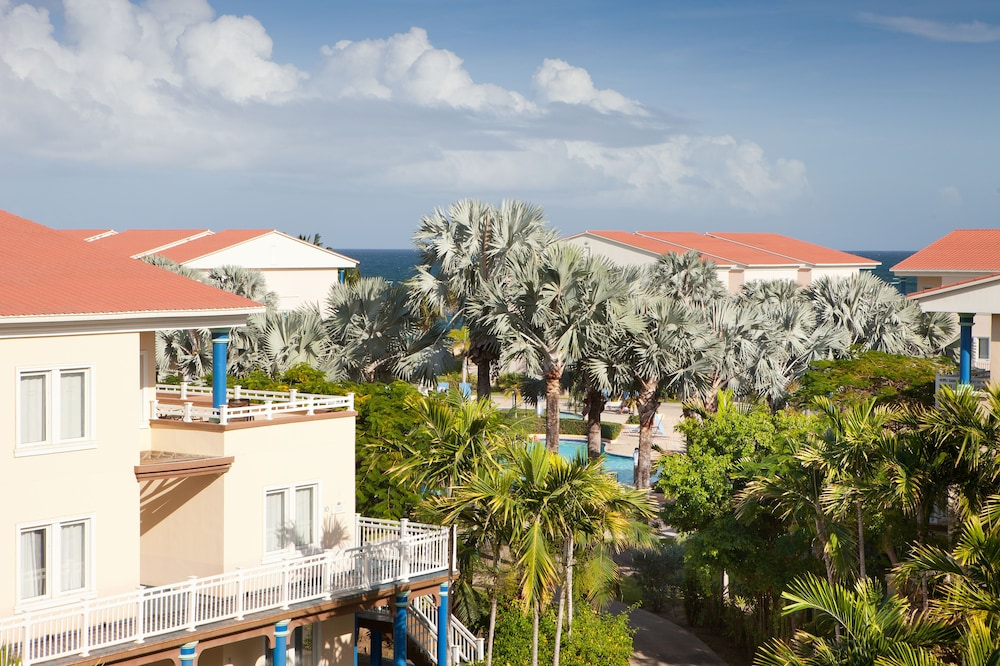View from Room, St. Kitts Marriott Resort & The Royal Beach Casino