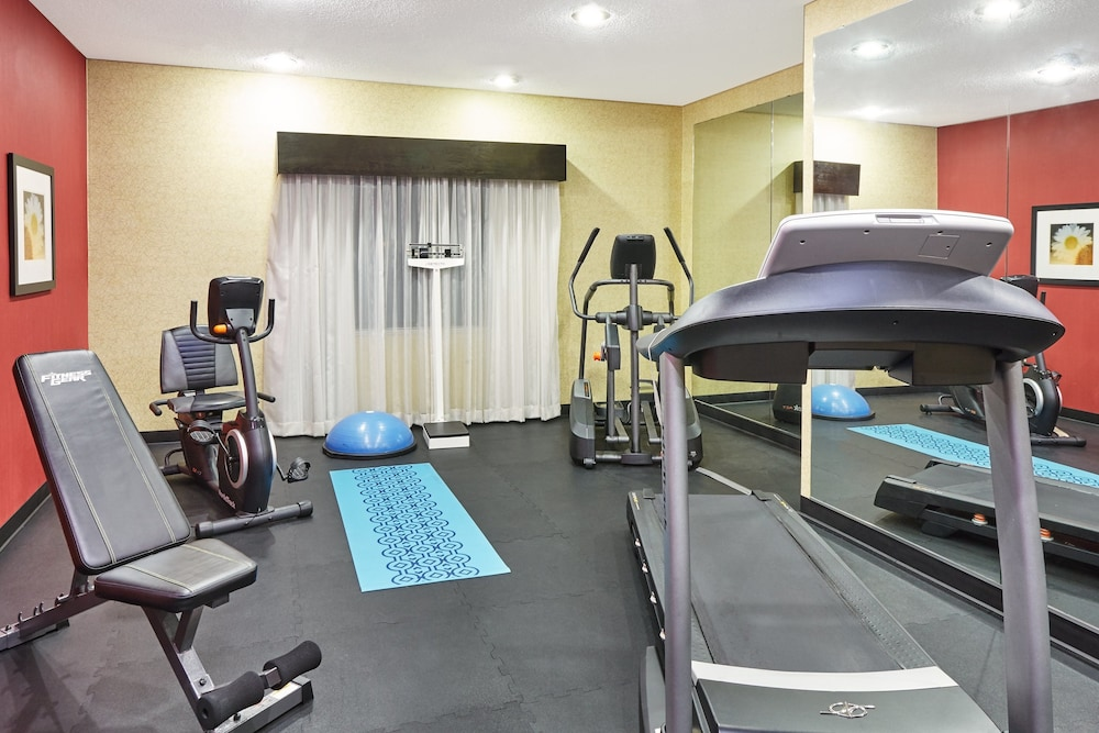 Fitness Facility, Holiday Inn Express Hotel & Suites Buford-Mall of Georgia, an IHG Hotel