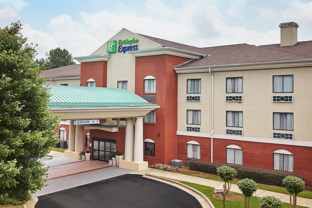 Exterior, Holiday Inn Express Hotel & Suites Buford-Mall of Georgia, an IHG Hotel