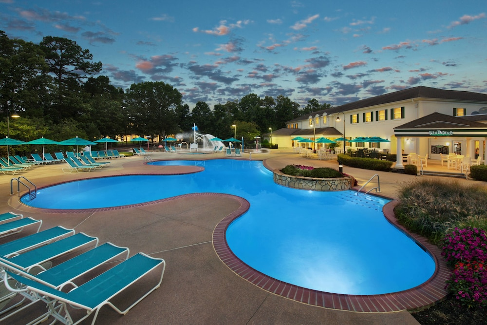 Outdoor Pool, Marriott's Fairway Villas