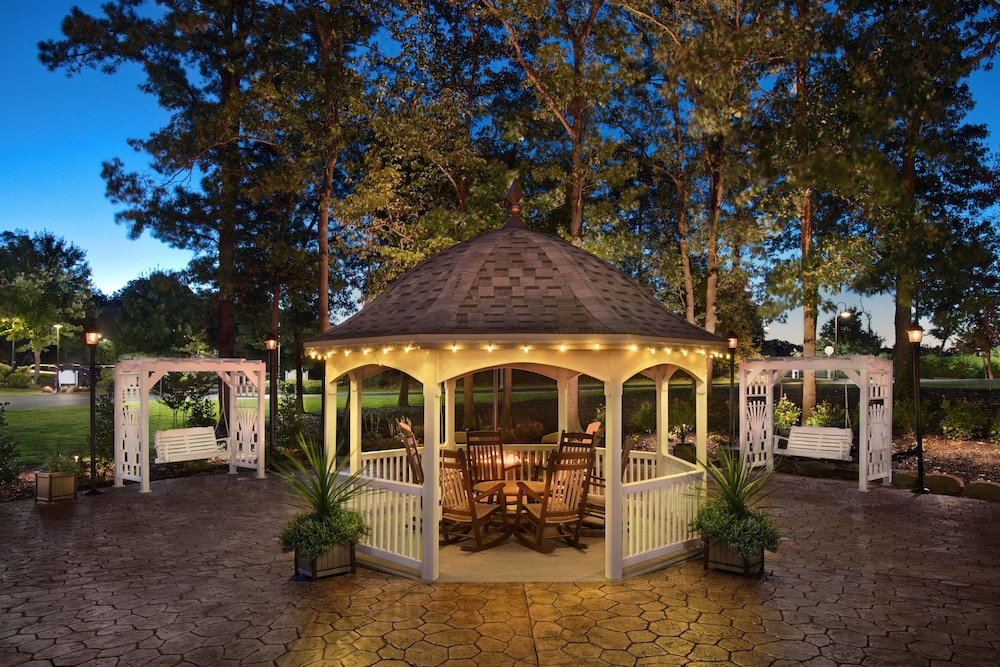 Gazebo, Marriott's Fairway Villas