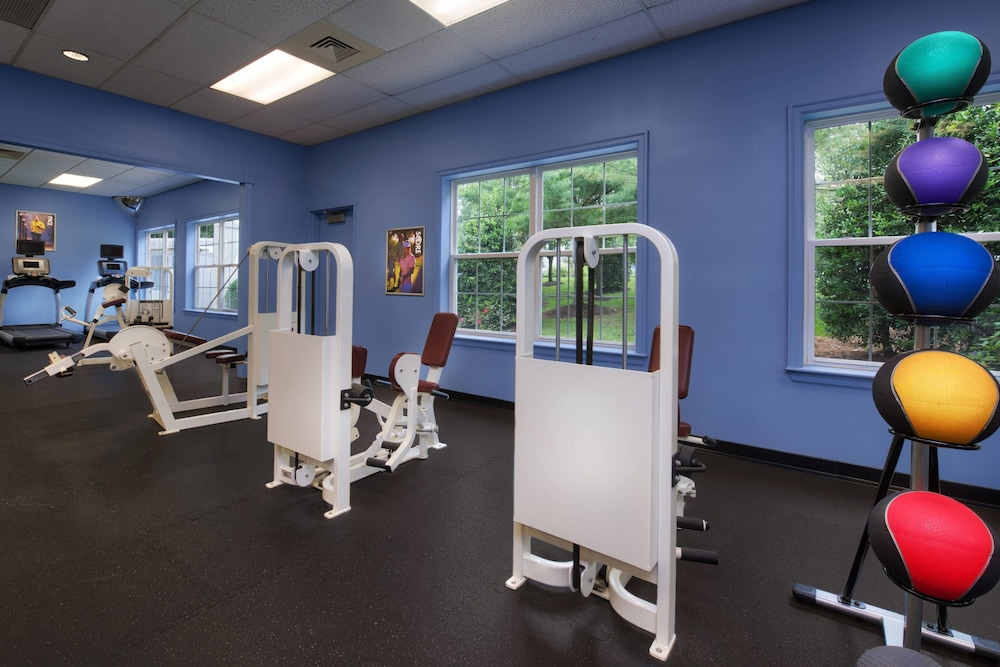 Fitness Facility, Marriott's Fairway Villas