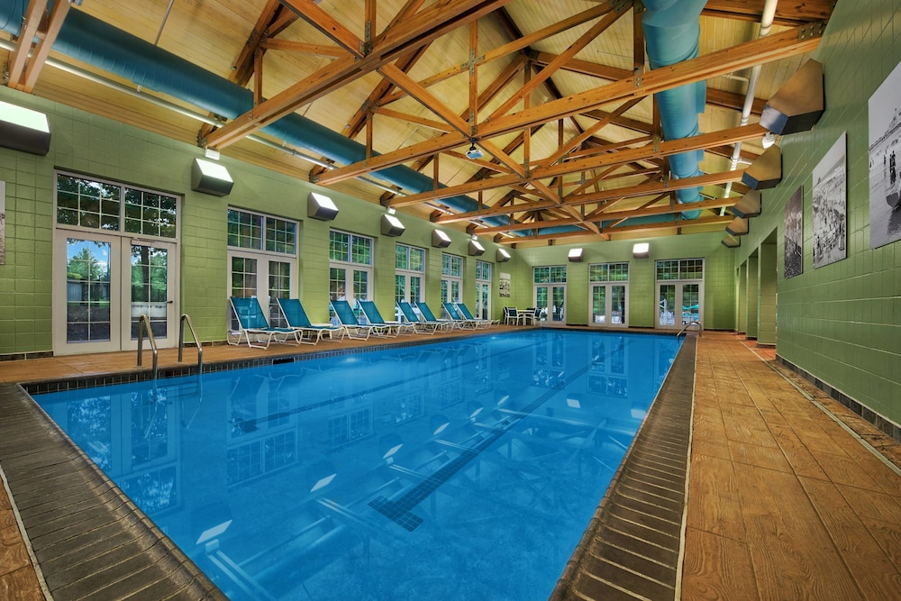 Indoor Pool, Marriott's Fairway Villas