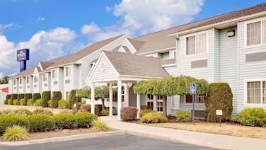 Microtel Inn & Suites by Wyndham Wellsville