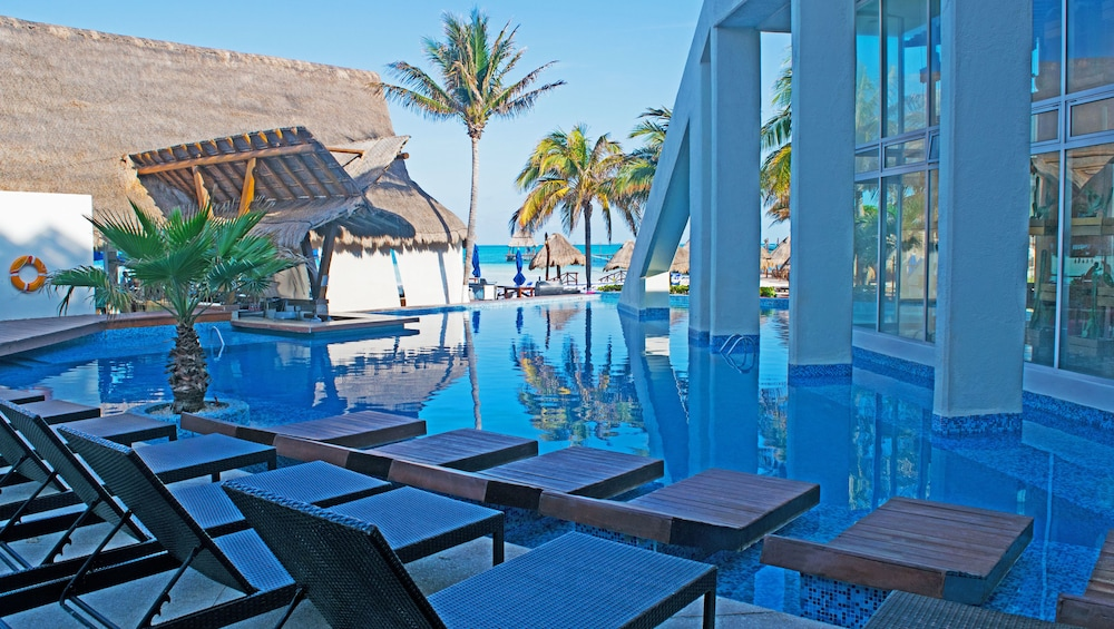 Outdoor Pool, Mia Reef Isla Mujeres - All Inclusive