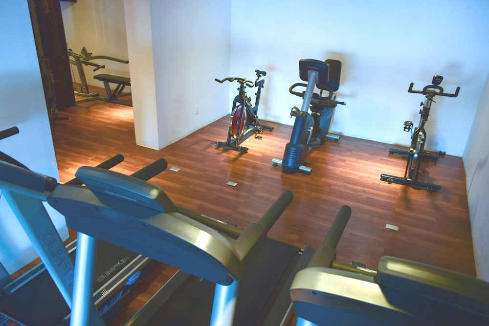 Fitness Facility, Mia Reef Isla Mujeres - All Inclusive