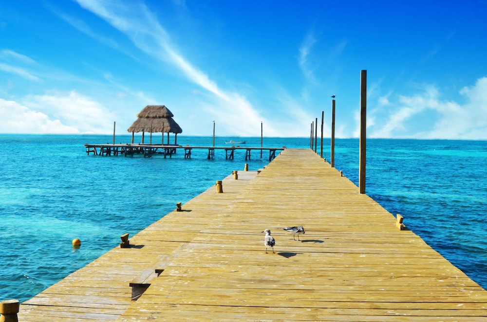 Dock, Mia Reef Isla Mujeres - All Inclusive