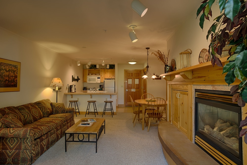Living Area, Grand Targhee Vacation Rentals