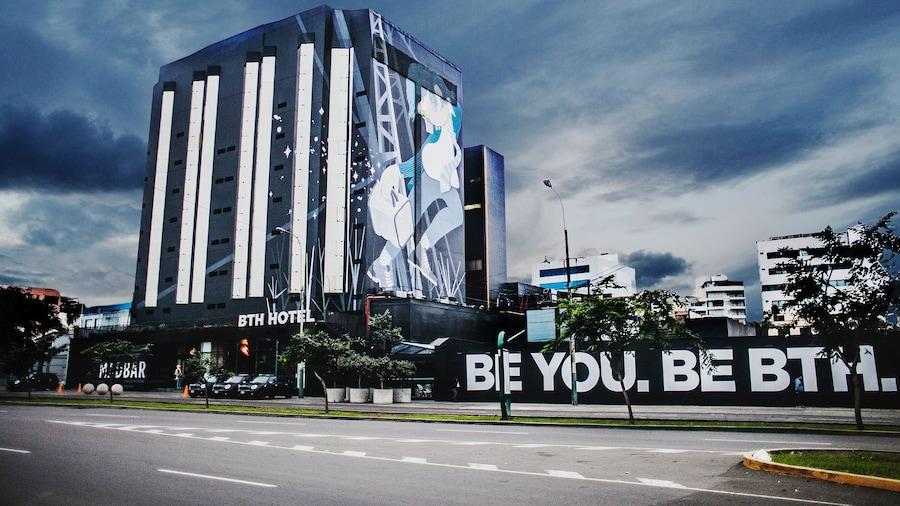 BTH Hotel-Boutique Concept