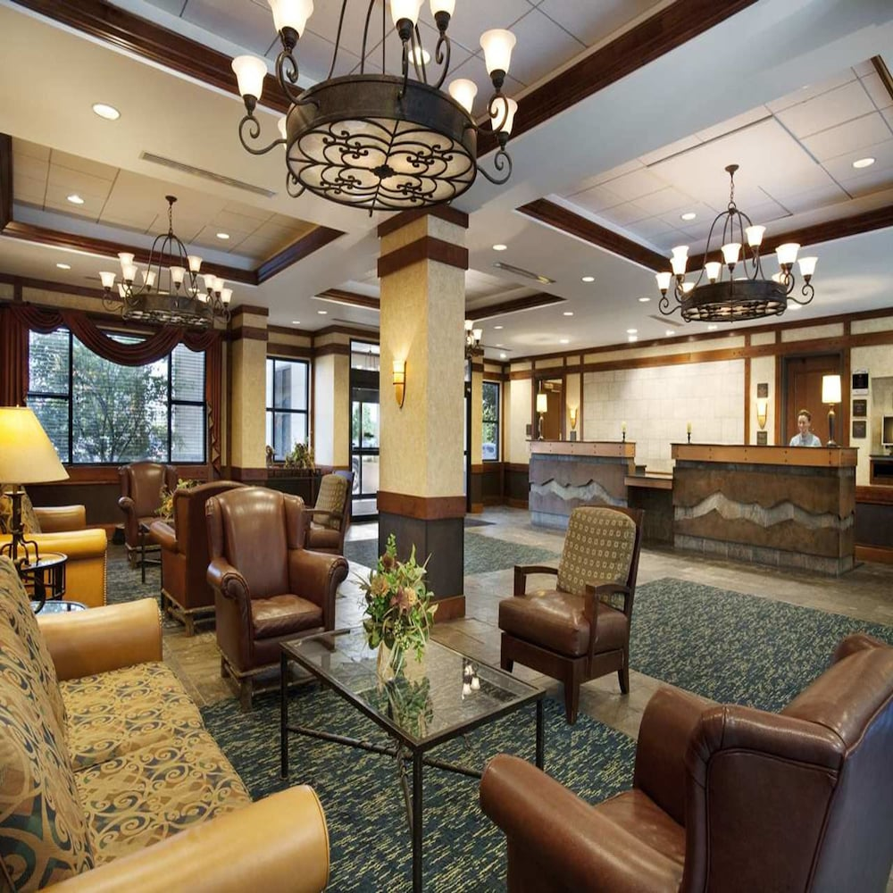 Interior, Embassy Suites by Hilton Denver International Airport